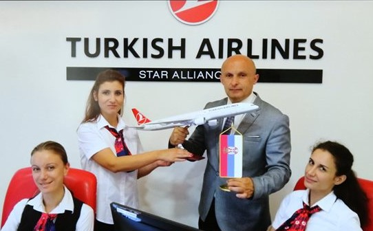 WE PROUDLY PRESENT: TURKISH AIRLINES, SERBIA-WORLD