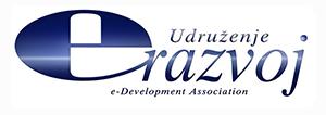 e razvoj logo