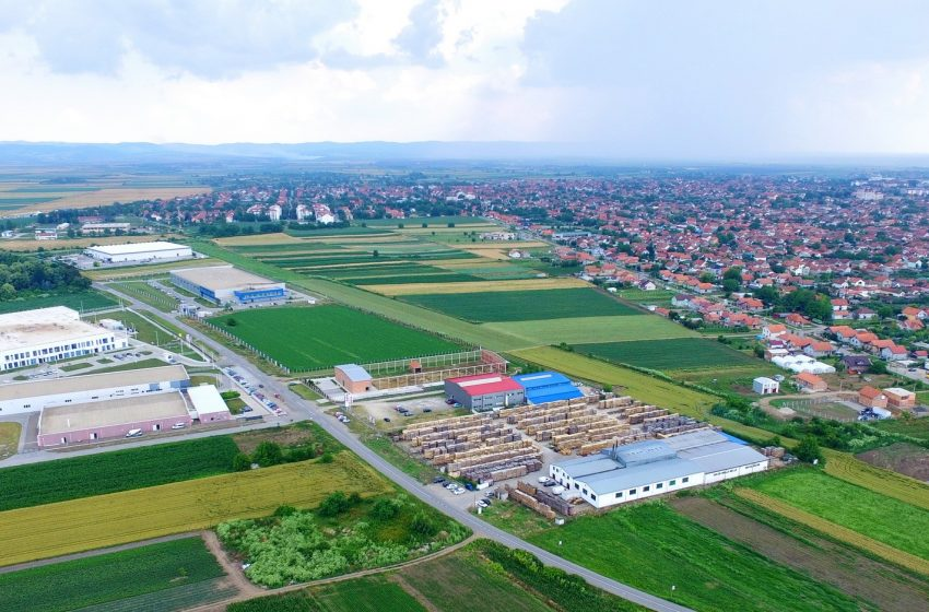 WELCOME TO THE REPUBLIC OF SERBIA, TO THE MUNICIPALITY OF RUMA
